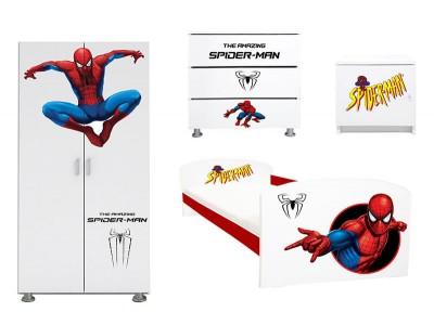 Dormitor copii Spider-Man Uimitorul