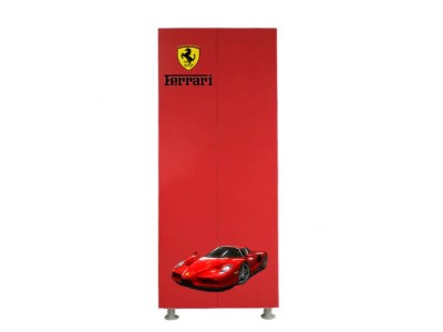 Dulap copii Ferrari rosu