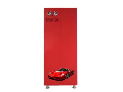 Dulap copii Ferrari Turbo rosu