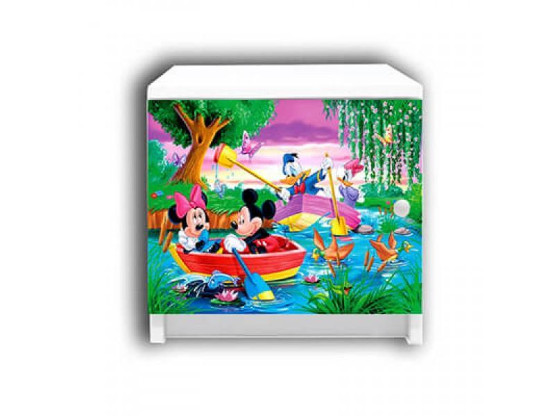 Noptiera copii Mickey si Minnie Mouse
