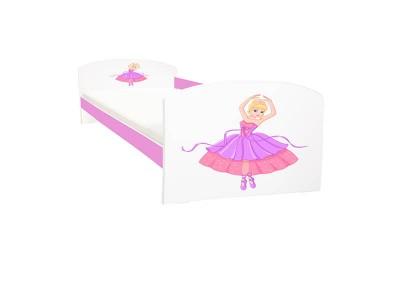 Pat copii Balerina roz