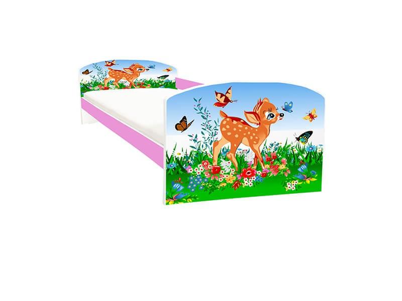Pat copii Bambi