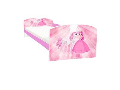 Pat copii Poney Princess roz