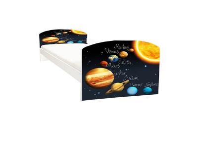 Pat copii Sistem Solar
