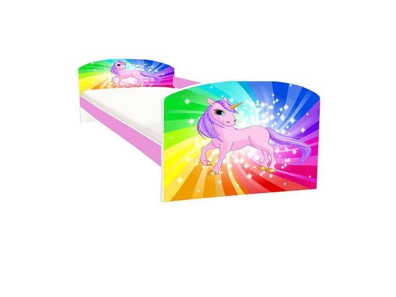 Pat copii Unicorn roz