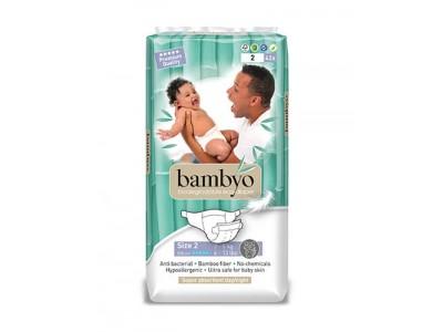 Scutece ECO Bambyo 2, 42 BUC