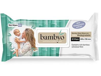 Servetele Umede pentru Bebelusi ECO, 80 BUC