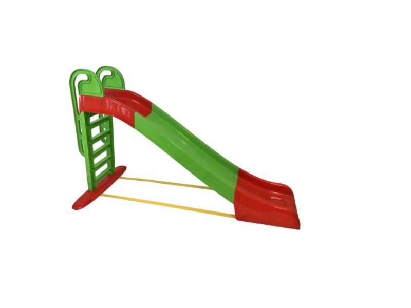 Tobogan Copii L Verde/Rosu
