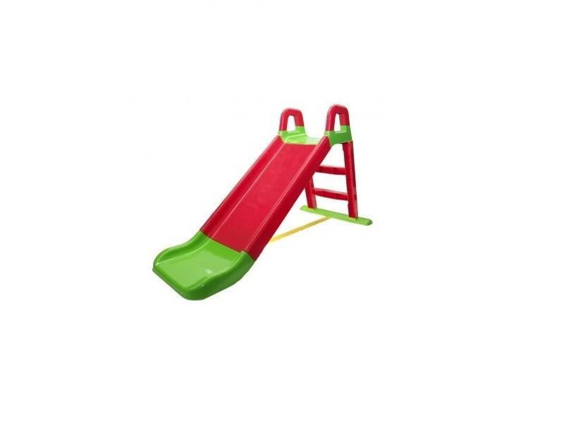 Tobogan Copii Verde/Rosu